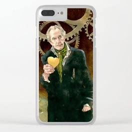The Inventor Clear iPhone Case