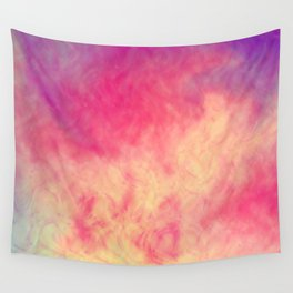 Psychedelic Sky Wall Tapestry
