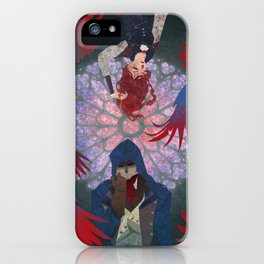 The Golden Age is Over iPhone Case