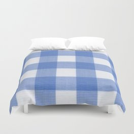 GINGHAM I Duvet Cover