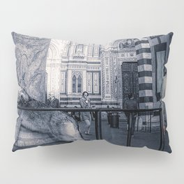 Bourgeoisie and Liberty Pillow Sham