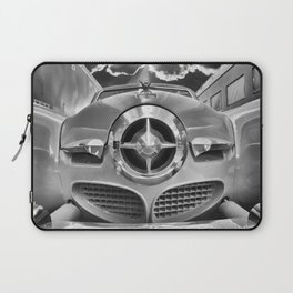 Studebaker and Trains Laptop Sleeve