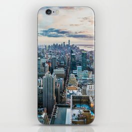New York City (Color) iPhone Skin