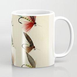 Angler Fishing Lure - Trout Fly Fishing Coffee Mug