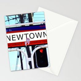Newtown Stationery Cards