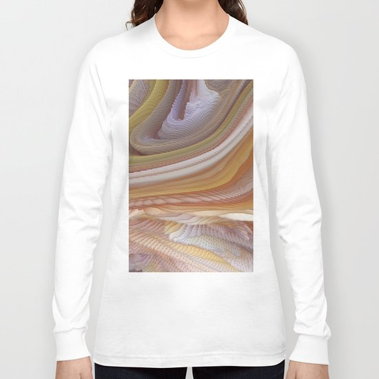 Abstract painting 123 Long Sleeve T-shirt