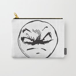 face of weird Carry-All Pouch