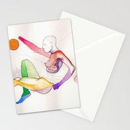 SoHo Land, NYC scene, NYC artist Stationery Cards