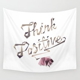 Positivity Wall Tapestry
