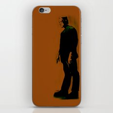 The Monster Is Loose! iPhone & iPod Skin