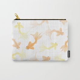 Goldfish pattern Carry-All Pouch