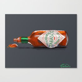 Good With Everything Canvas Print