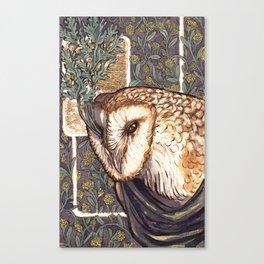Wormwood & Wisdom Canvas Print
