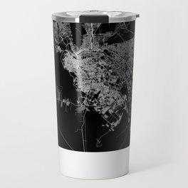El Paso map Travel Mug