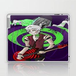 Mad T Virus Dormouse & March Hare Laptop & iPad Skin