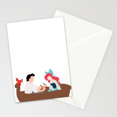 Ariel and Eric Stationery Cards