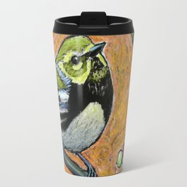 Black Throated Green Warbler Travel Mug