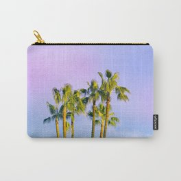Summer Dreams with Palms Carry-All Pouch