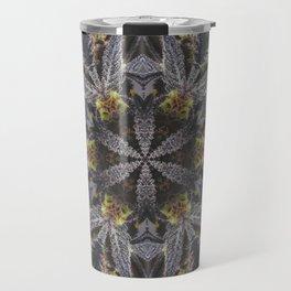 Flowers of Life Travel Mug
