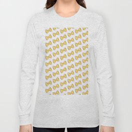 Pasta bow Long Sleeve T-shirt
