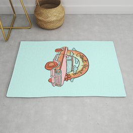 Collect Adventures Rug