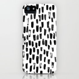 Melodramatic iPhone Case