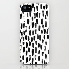 Melodramatic iPhone Case
