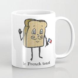 le French toast Coffee Mug