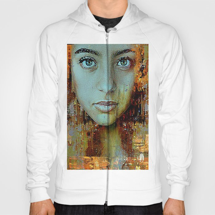 Autumn girl Hoody