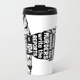 Sandra Bland - Black Lives Matter - Series - Black Voices Travel Mug