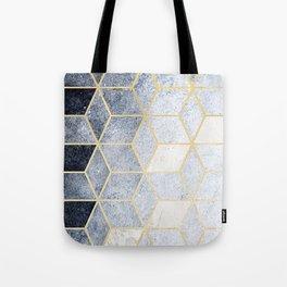 Art Deco Cube Tote Bag