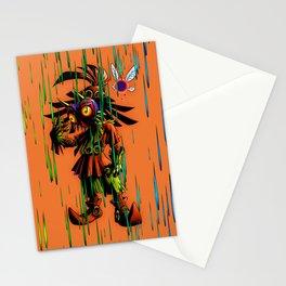 Majora Mask Stationery Cards