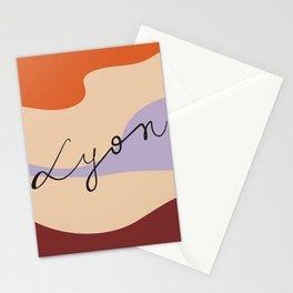 Lyon by Adriana Liotta & ShowUsYourType Stationery Cards