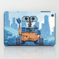 wall e iPad Cases featuring Wall-e by LAckas