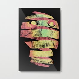 unwrapped Metal Print