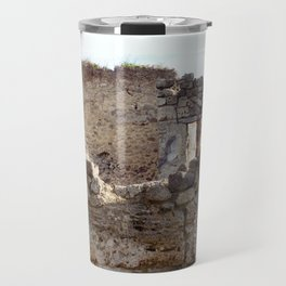 Pompeii Ancient Dwelling - 1 Travel Mug