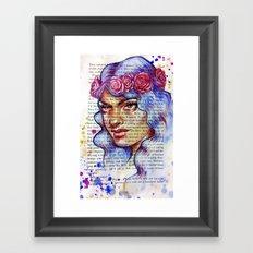 Delsey Framed Art Print