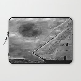 The Fate of Sir Charles Vane: Mutiny and the Cursed Lands Laptop Sleeve