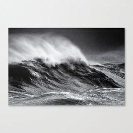 Whitecaps Canvas Print
