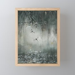 Forest Fantasy Framed Mini Art Print