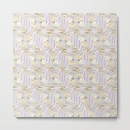 Funky Pattern 3 Metal Print