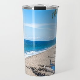 Dauin Beach View Travel Mug