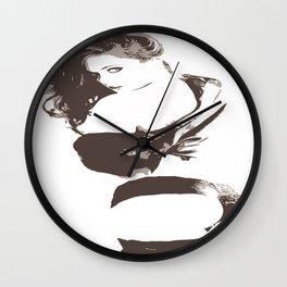 Brazilian Knickers Wall Clock