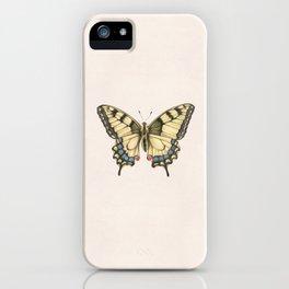 Butterfly II iPhone Case