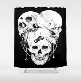 Bastard Shower Curtain