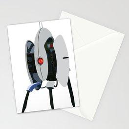 Portal Aperture Turret Stationery Cards