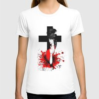 religion T-shirts featuring BAD RELIGION by Anna d'Ark