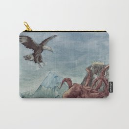 mountain octopussy hunting Carry-All Pouch