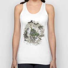 Dragon of The Mist Unisex Tank Top