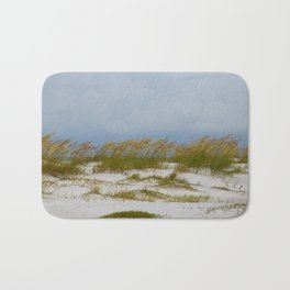 Sea Oats On Anna Maria Island (1) Bath Mat